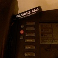 One More Call